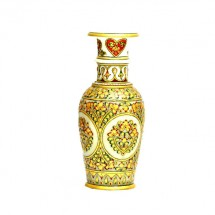 Marble Flower pot Jar Type
