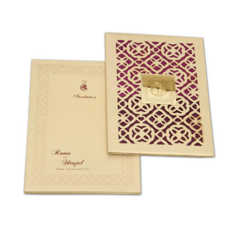 Shastra Cards - Indian Wedding Cards, Hindu Wedding Cards, Muslim ...